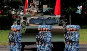 Chinese Garrison