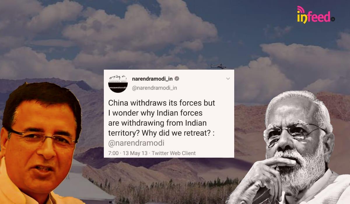 Congress Quotes PM Modi's 2013 Tweet To Corner Him