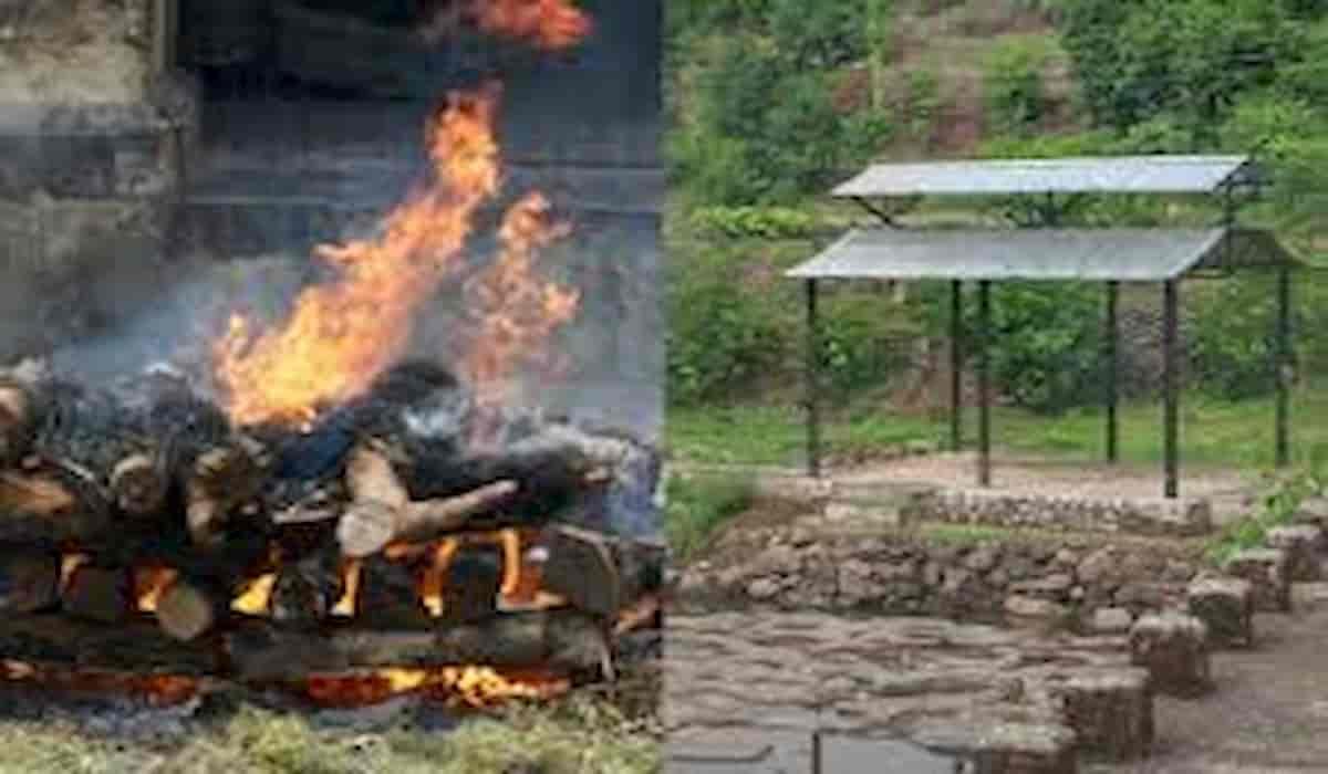 Dalit Crematorium Not Allowed in Agra