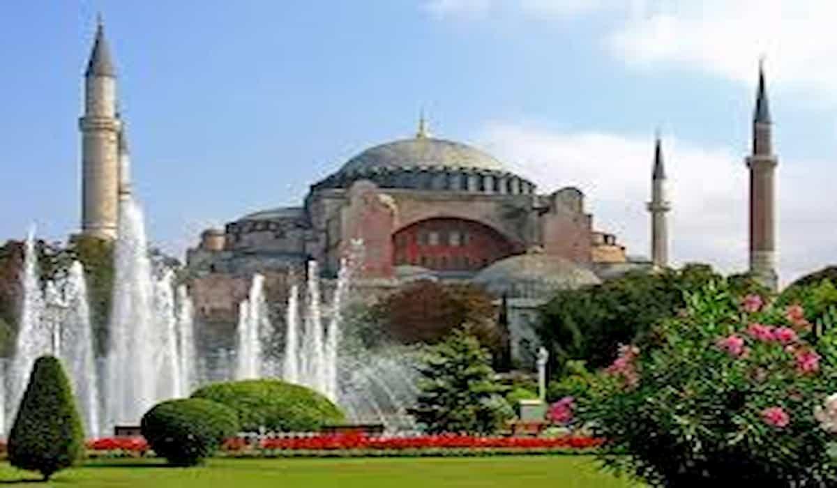 Turkey's Move on Hagia Sophia