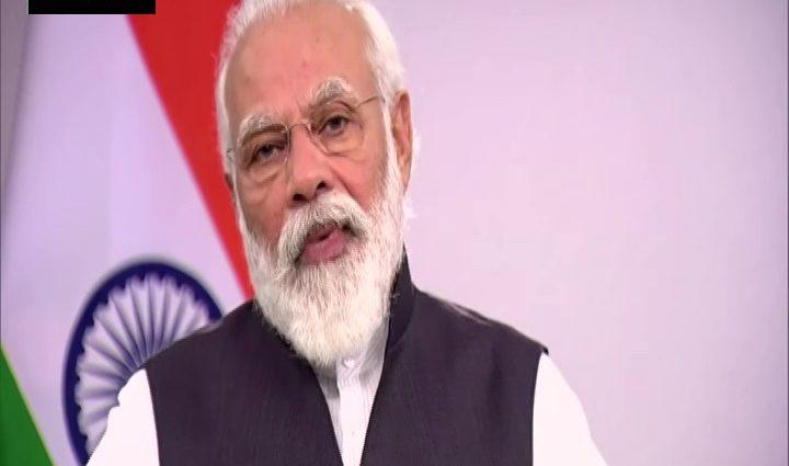 PM Modi Addresses India Global Week
