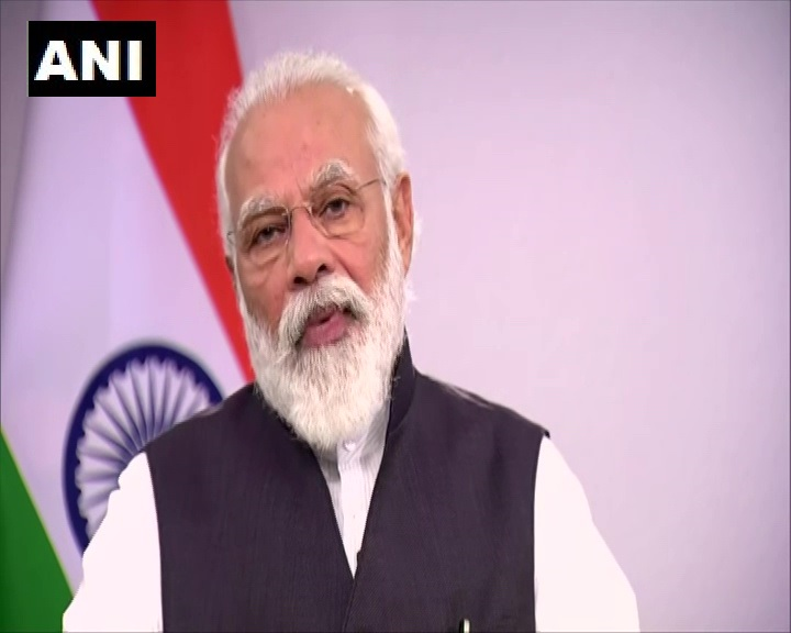 PM Modi Addresses India Global Week