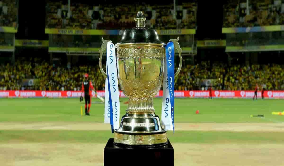 IPL To Be Held In October