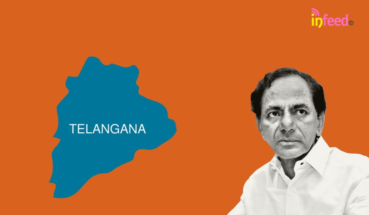 KCR Destroyed Telangana