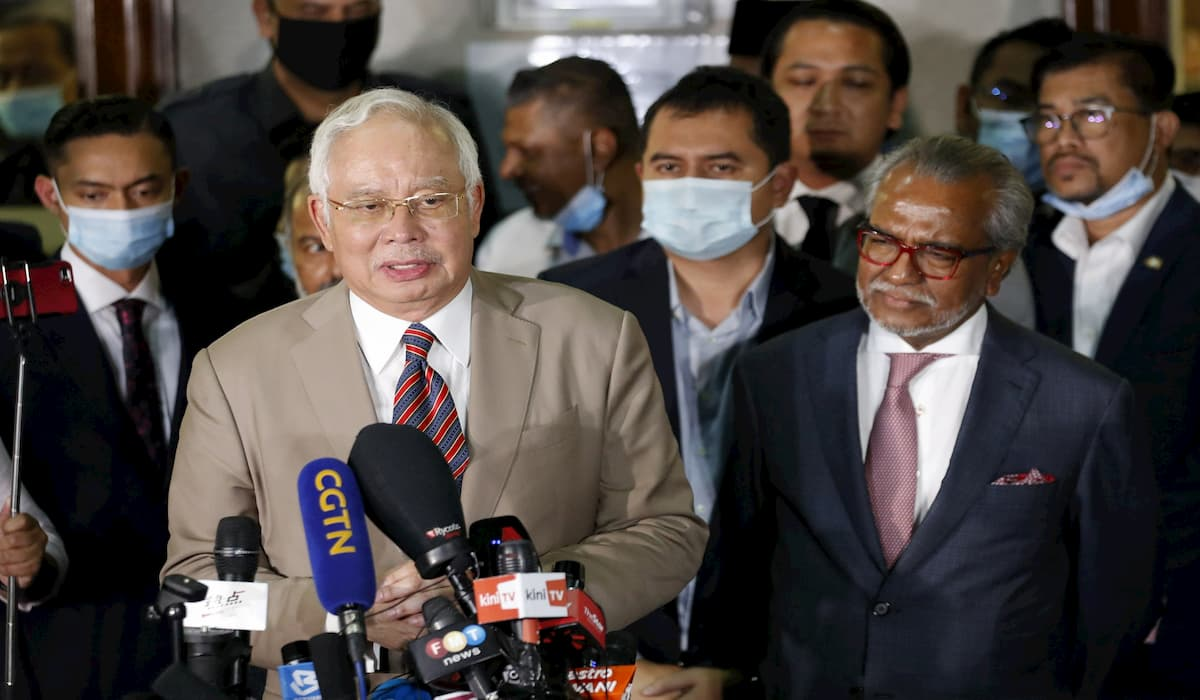 Malaysian Ex PM given 12 year jail