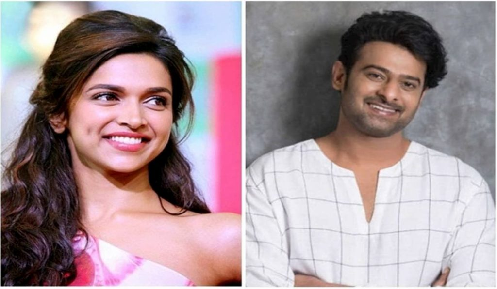 Prabhas to Romance with Deepika in Upcoming Movie