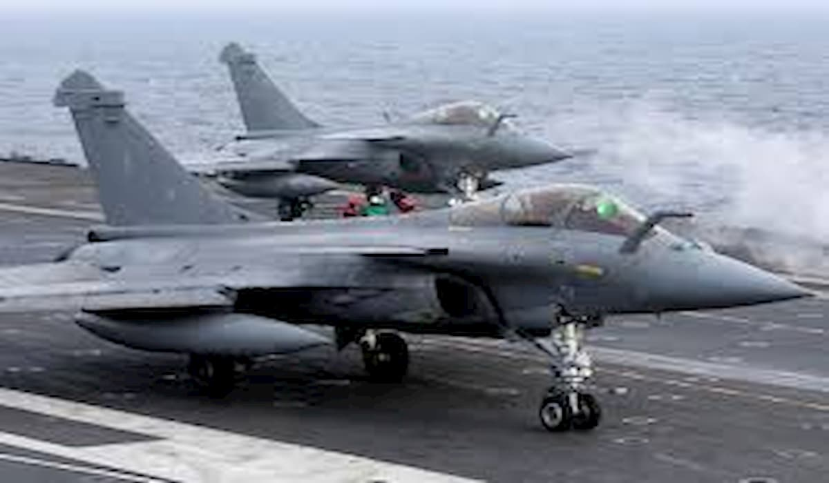 Rafale to Arrive in India Today