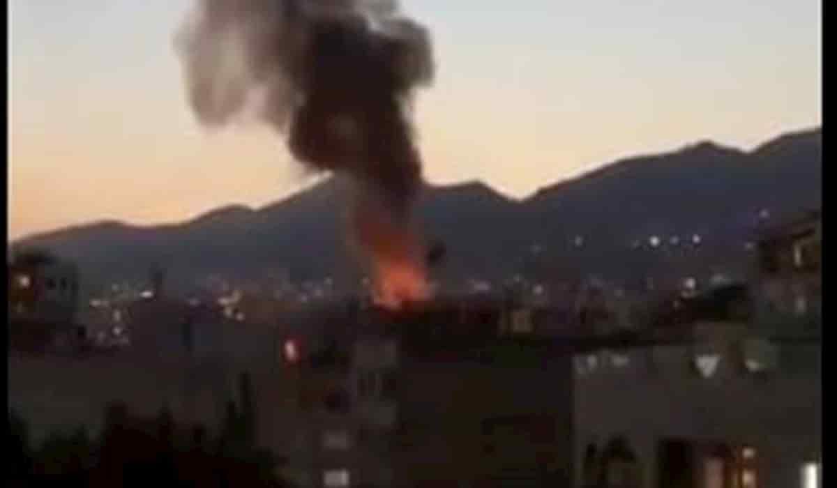 Tehran Blast
