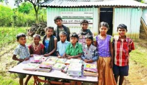 Tribal Education Without Internet