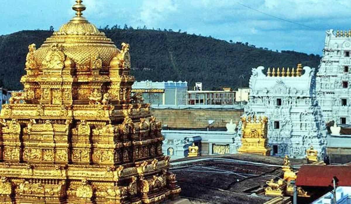 140 empolyees in Tirumala Temple Test Positive