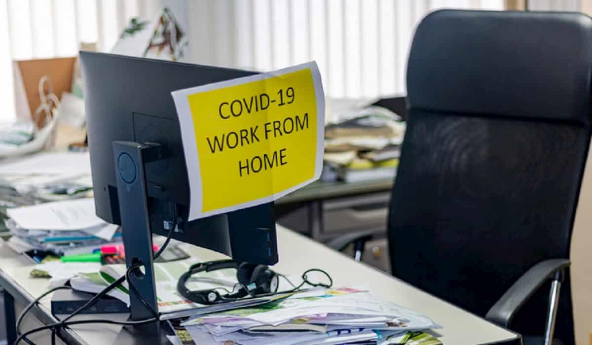 Work From Home Extended till 31st December