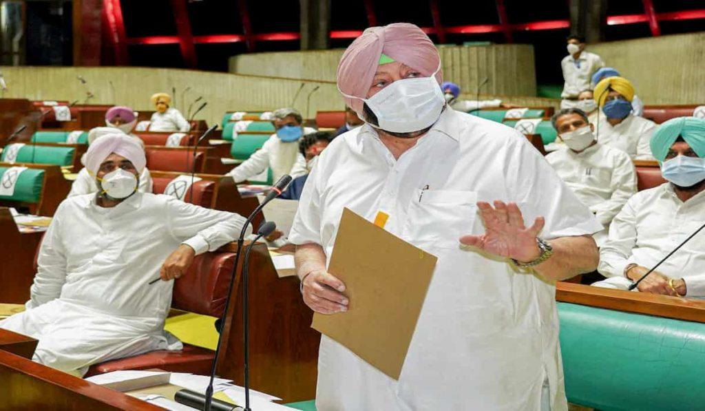 2 Punjab MLAs Positive, CM Quarantined