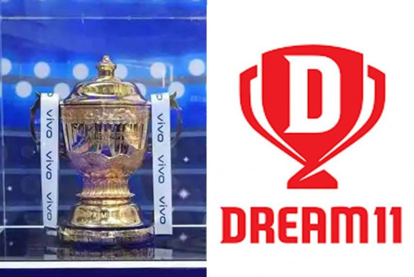 Dream 11 logo and Vivo