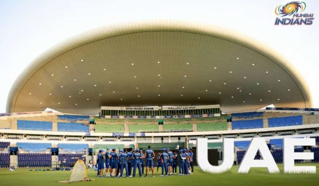 Govt Nod to hold IPL in UAE