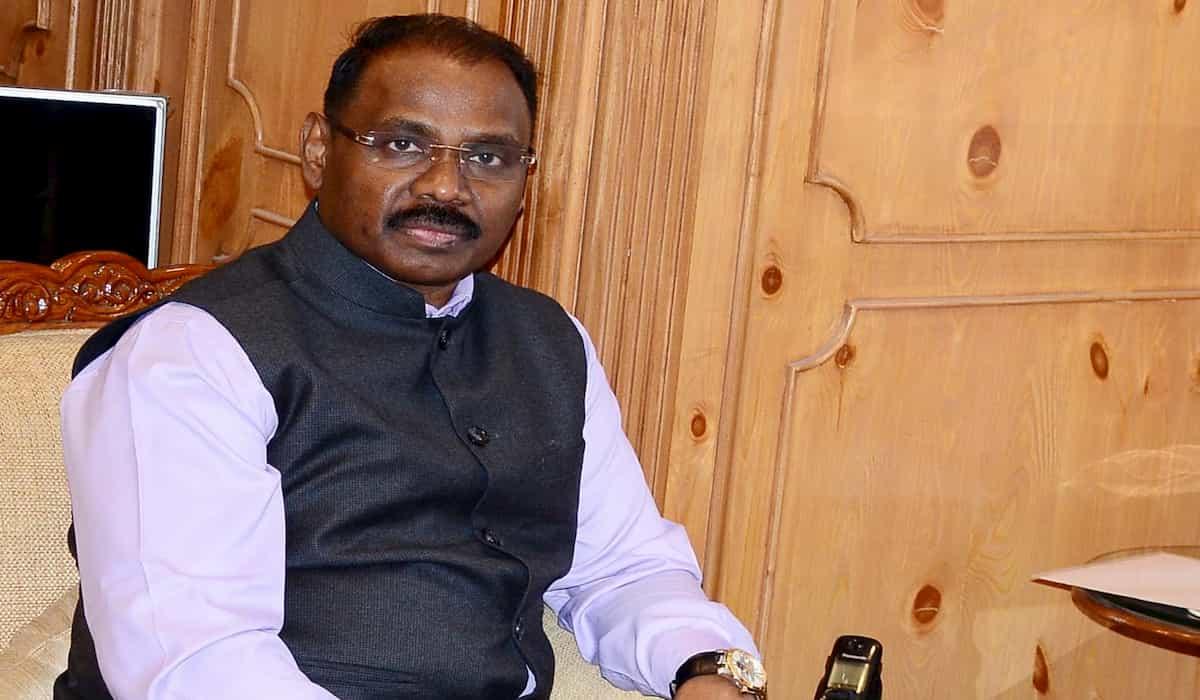J&K Lt. Governor GC Murmu Resigns