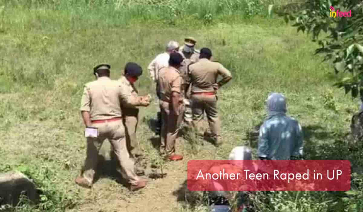 Another Teen Raped in UP's Lakhimpur
