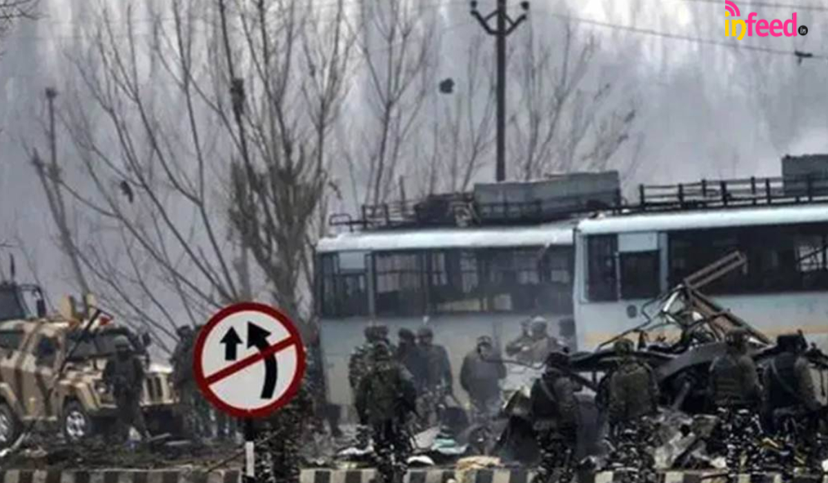 NIA Files Chargesheet in Pulwama Attack Case