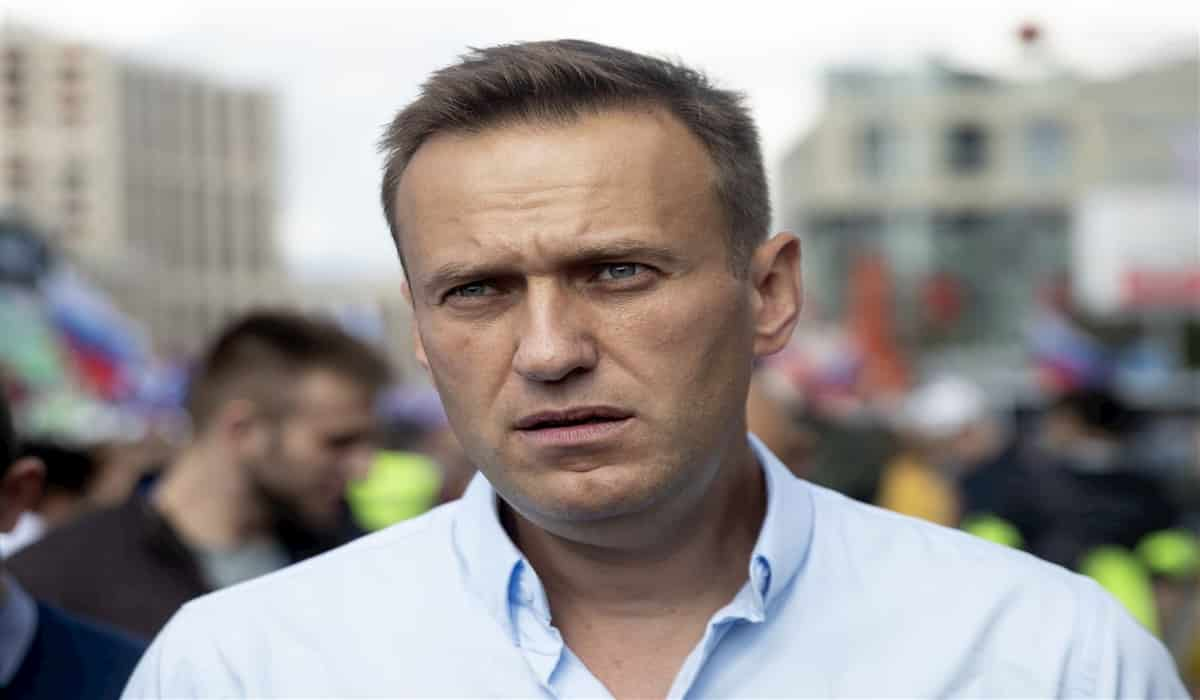Russia's Opposition Leader Navalny Poisoned