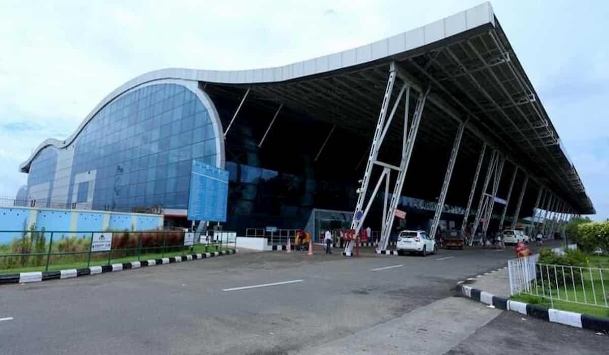 TVM Airport Adani Nexus
