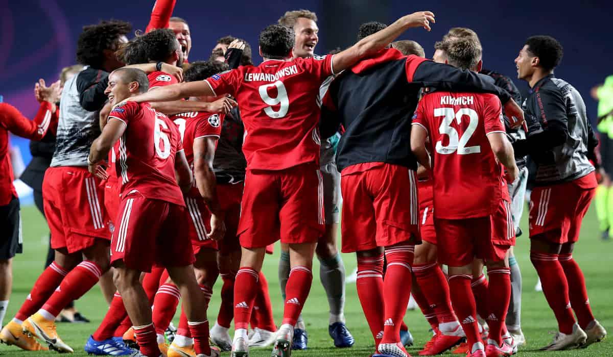 Bayern Wins the UCL Final