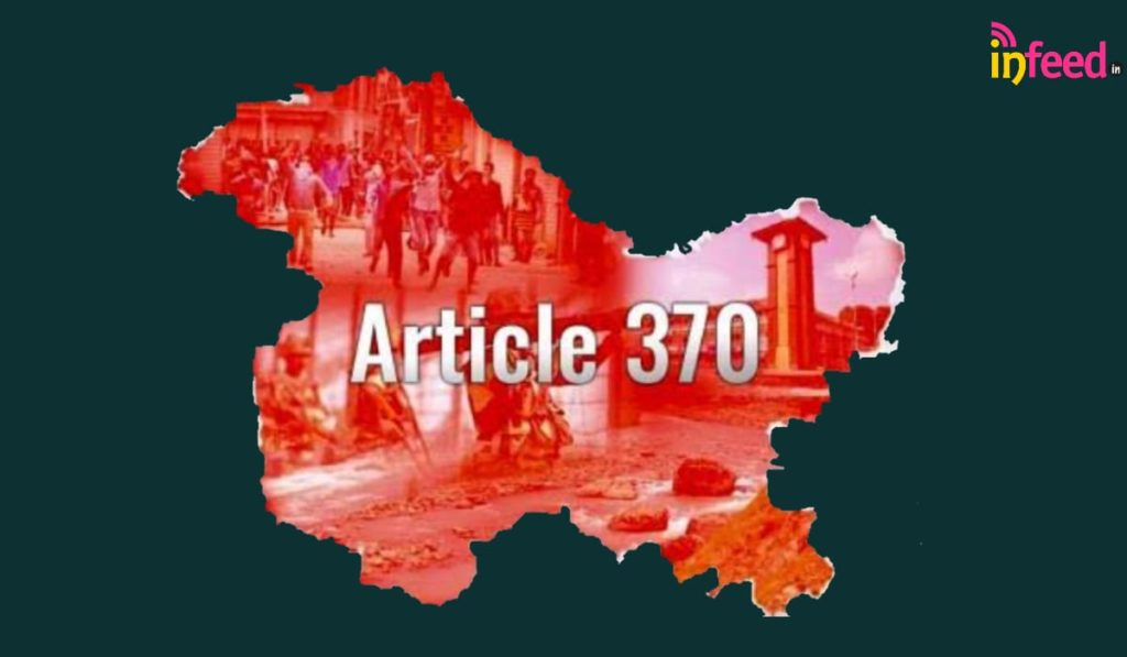 One year of abrogation of article 370