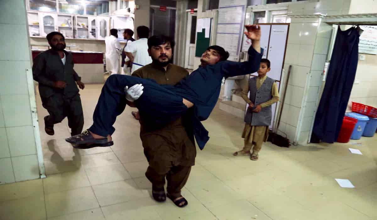 Afghanistan Prison Attack, 3 Killed 20 Injured