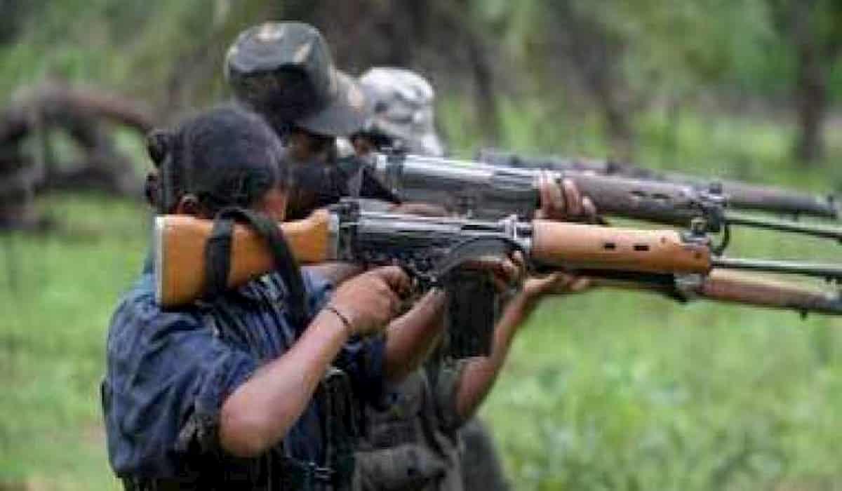 Naxalites Abducted 3 people in Bihar