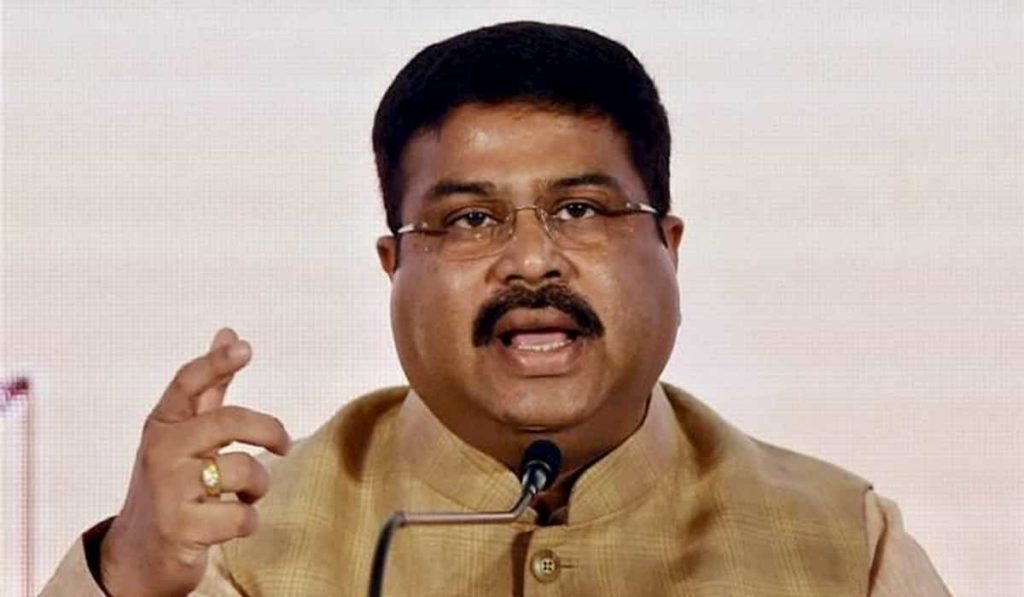 Dharmendra Pradhan Tests Positive