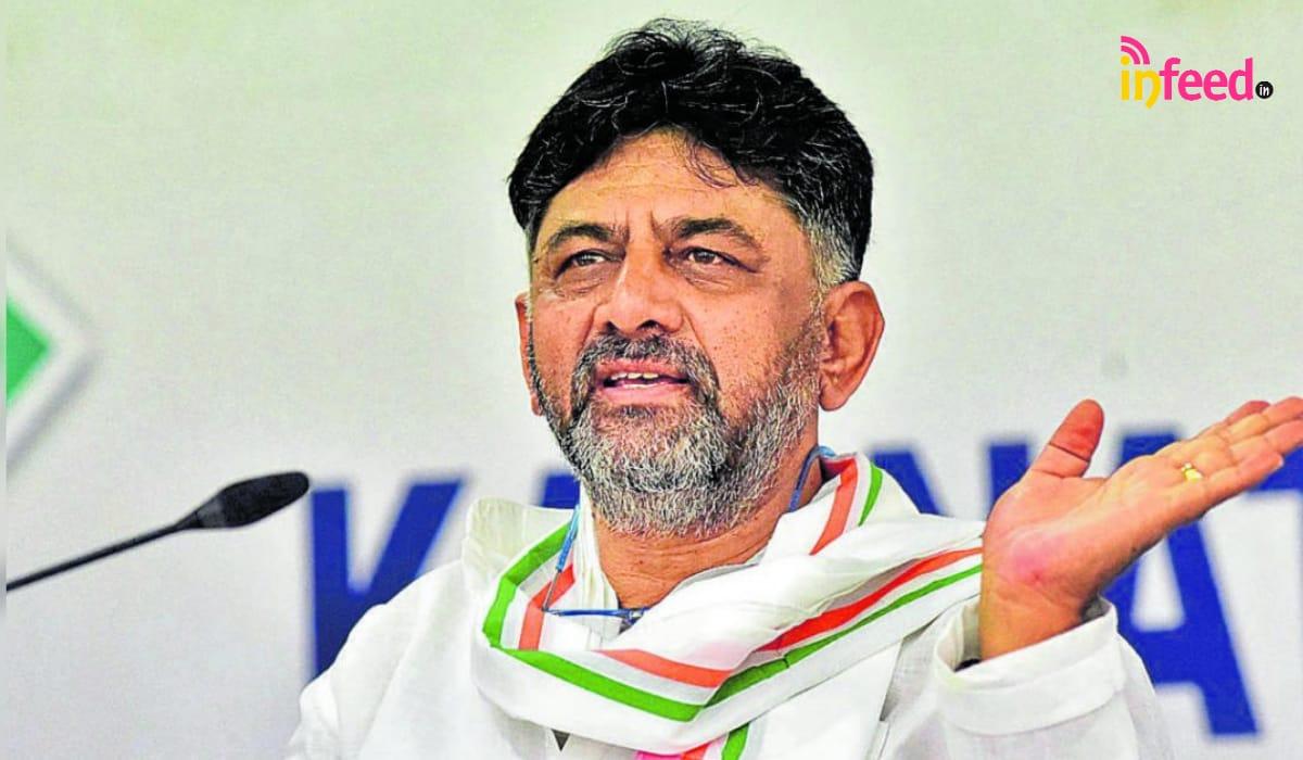 Karnataka Congress Chief DK Shivakumar Tests Corona Positive