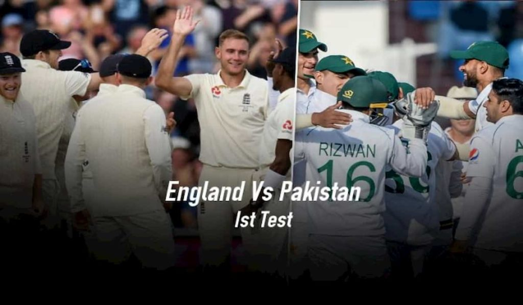 England Vs Pakistan