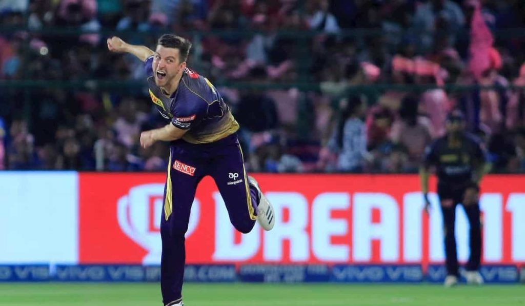 Harry Gurney Ruled Out of IPL due to Injury