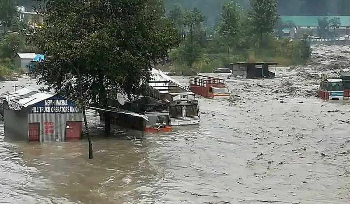 Heavy Rains Create Havoc in Himachal