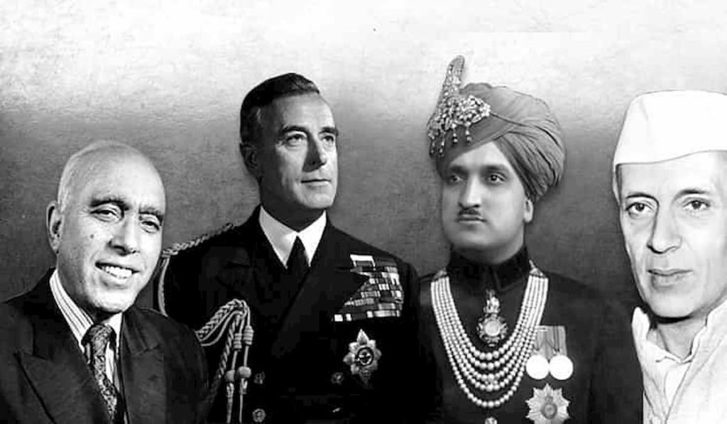 How Kashmir Acceded to India
