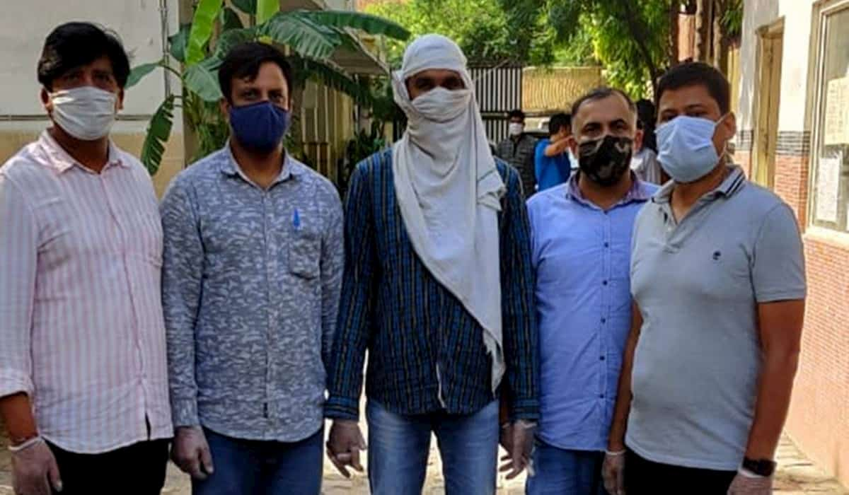 ISIS Terrorist arrested in Delhi With IEDs