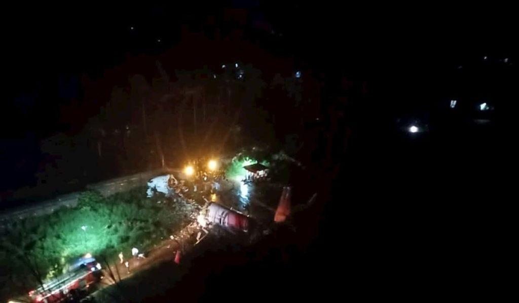 Vande Bharat Plane Crash Landing at Kozhikode