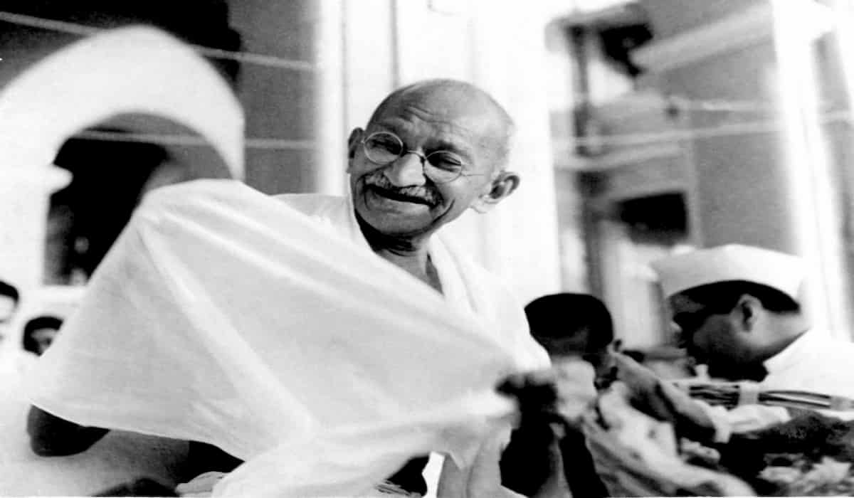 Mahatma Gandhi to feature on British Currency