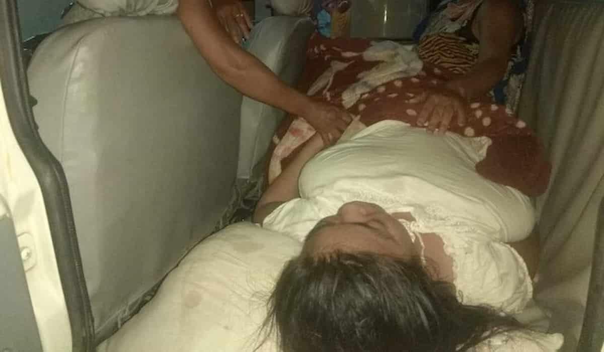 Manipur Woman Dies