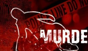 Murder in UP