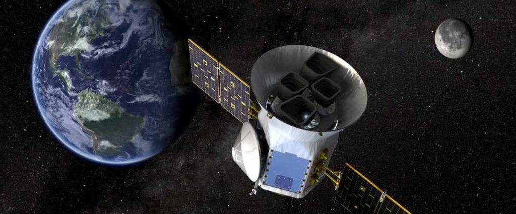 Nasa TESS Completes its Primary Mission