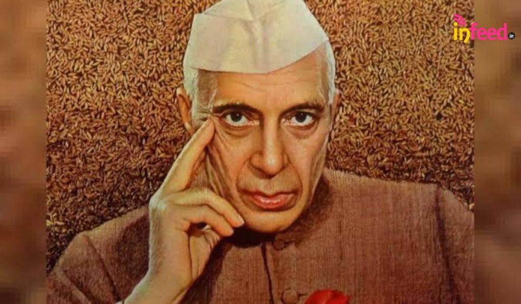 Nehru The Forgotten Conquerer