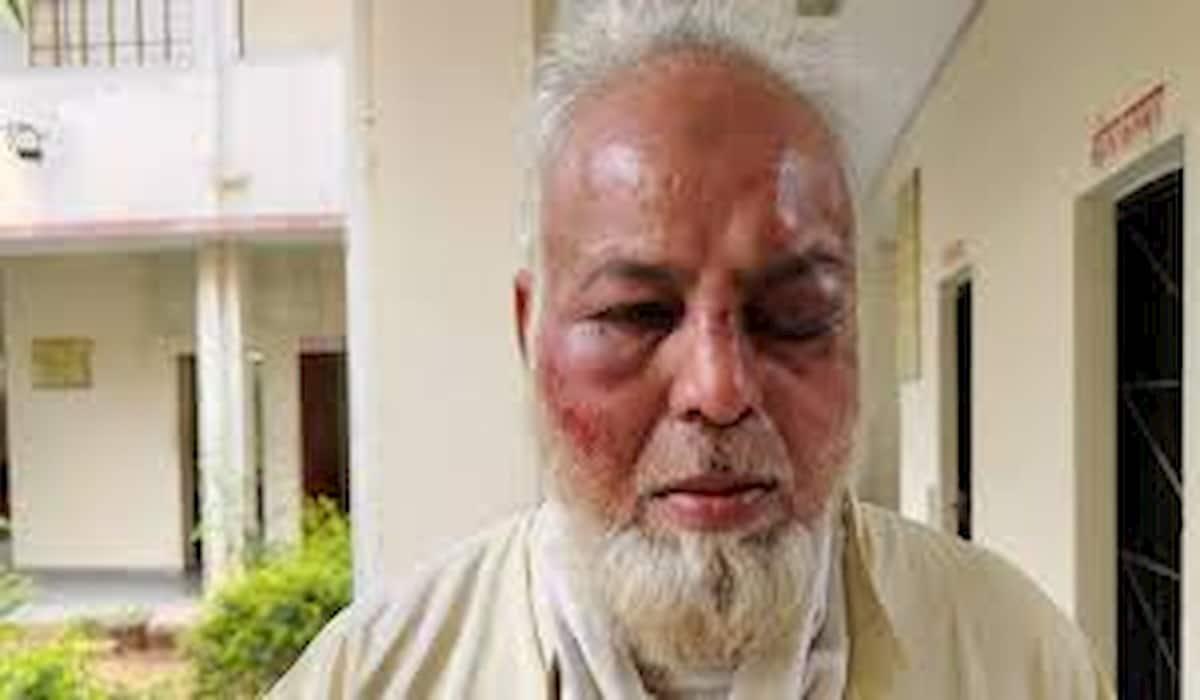 Rajasthan Driver Beaten for not chanting jai shri ram