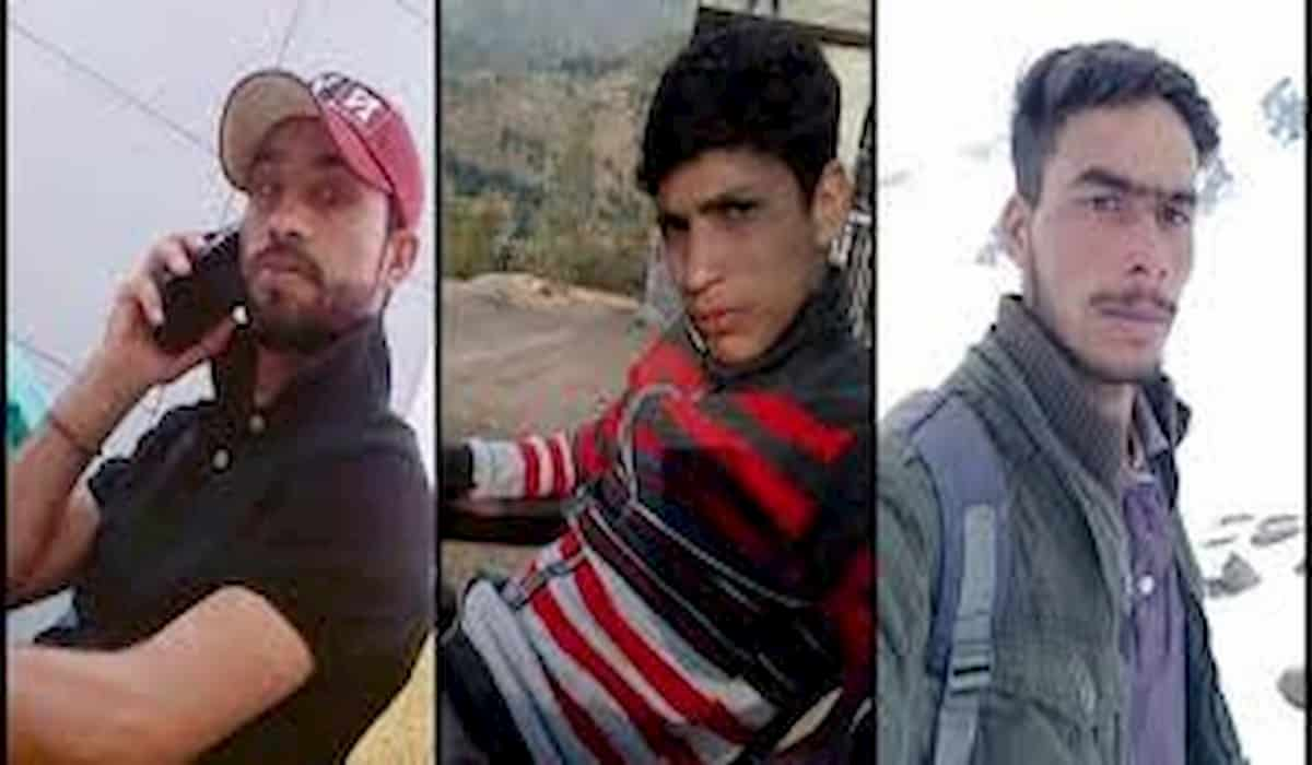 Three Youths from Rajouri go missing