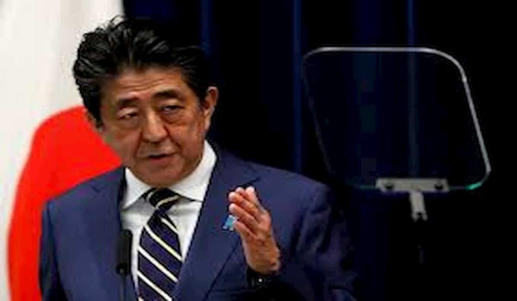 Japan PM Shinzo Abe to Tender his resignation today