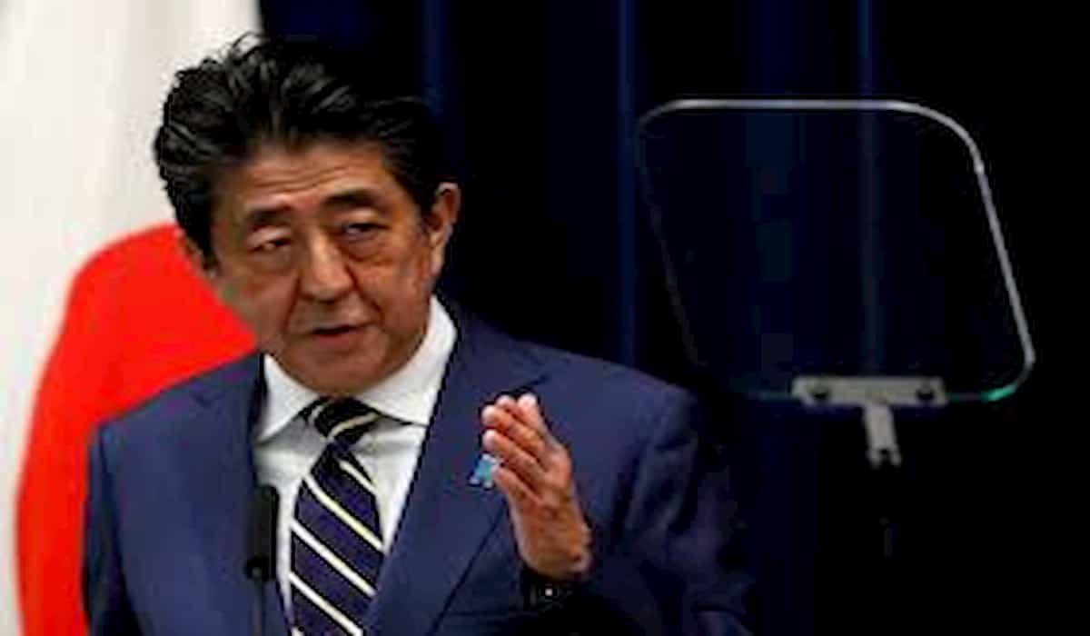 Japan PM Shinzo Abe to Tender his resignation today