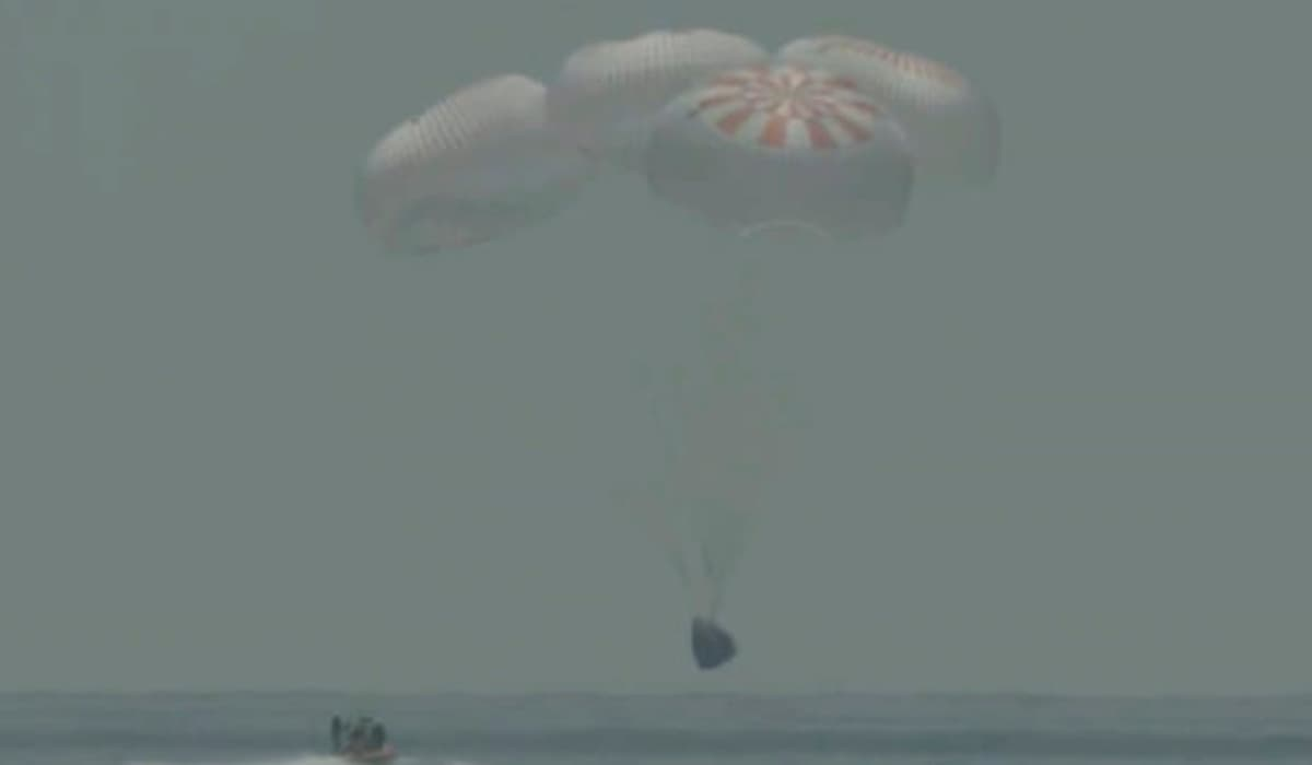 SpaceX lands successfuly