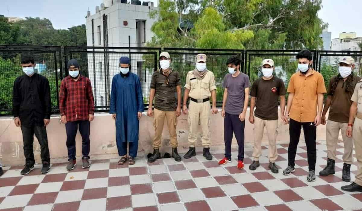 Terror Funding Module Busted in Jammu