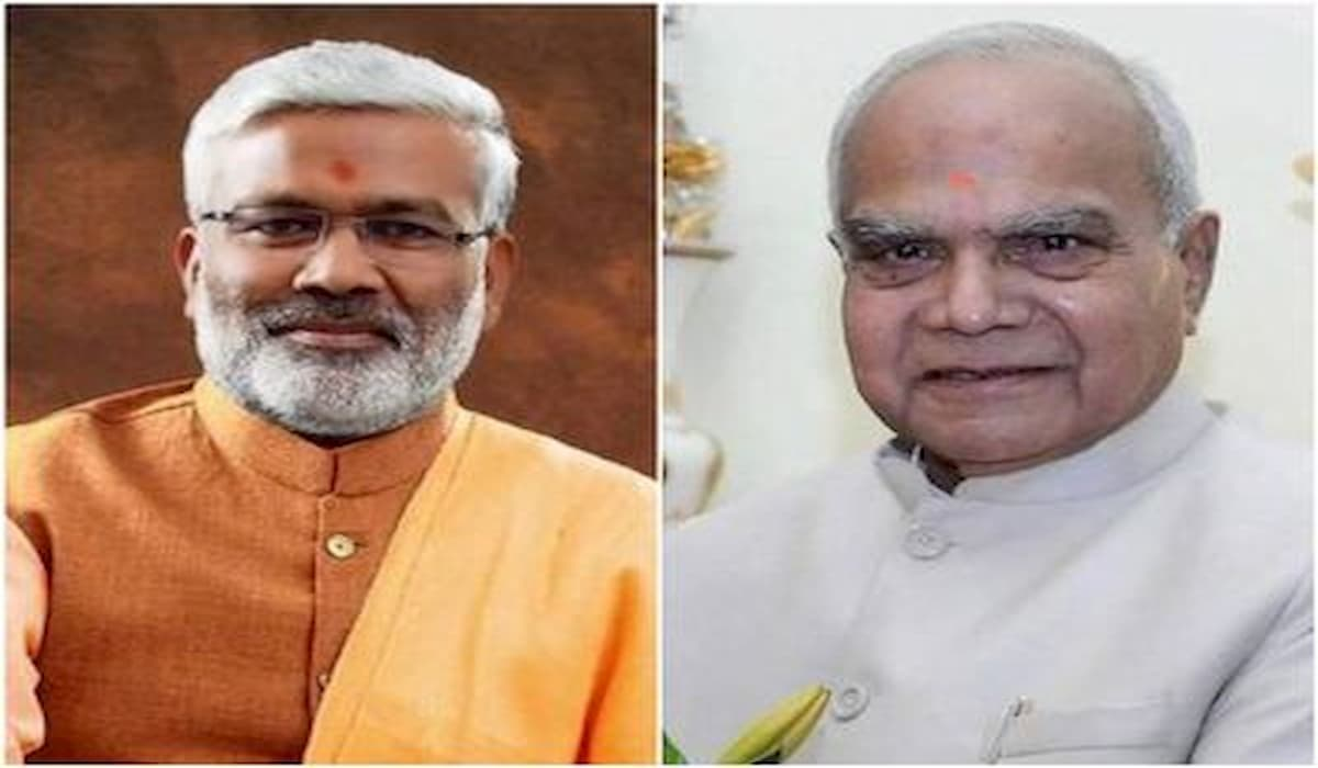 UP BJP Chief and Tamil Nadu governor tested positive of Corona