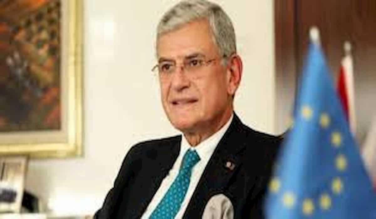 Volkan Bozkir Willing to mediate on Kashmir Issue