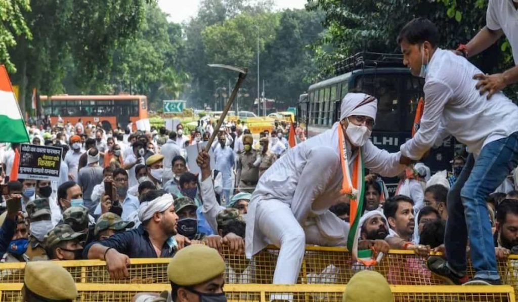 Delhi Congress Chief Tells About Objections on Farm Bills
