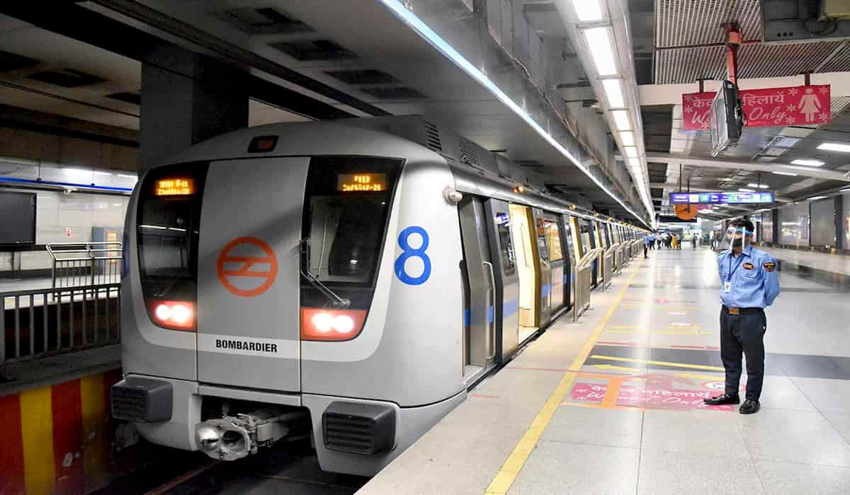 Delhi Metro to Restart from Today